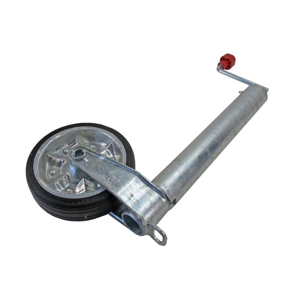 MEGA Stützrad mit 60mm Rohrdurchmesser